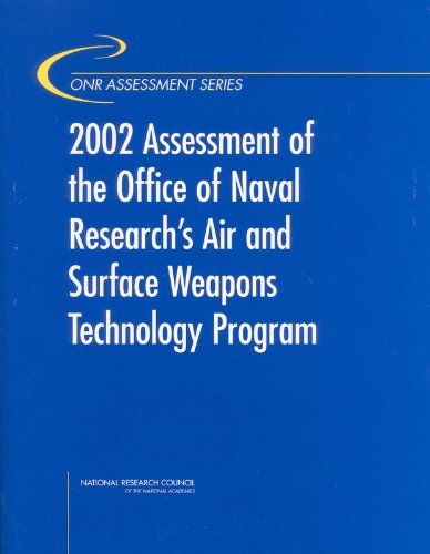 9780309086011: 2002 Assessment of the Office of Naval Research's Air and Surface Weapons Technology Program