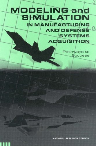 9780309086660: Modeling and Simulation in Manufacturing and Defense Acquisition: Pathways to Success