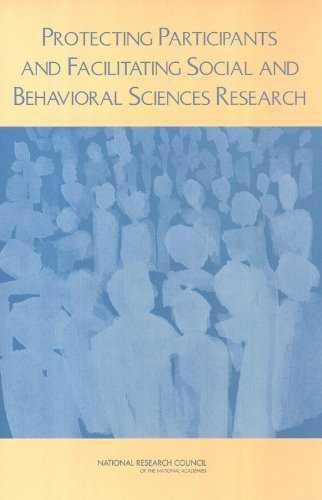 9780309088527: Protecting Participants and Facilitating Social and Behavioral Sciences Research