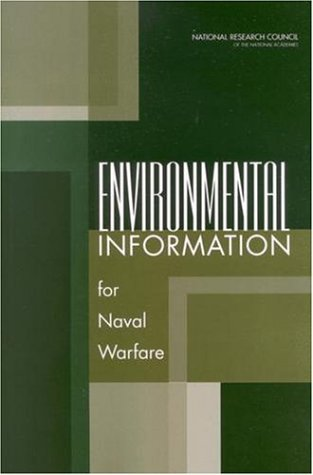 9780309088602: Environmental Information for Naval Warfare