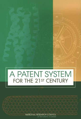 9780309089104: A Patent System for the 21st Century