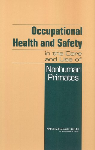 9780309089142: Occupational Health and Safety in the Care and Use of Nonhuman Primates