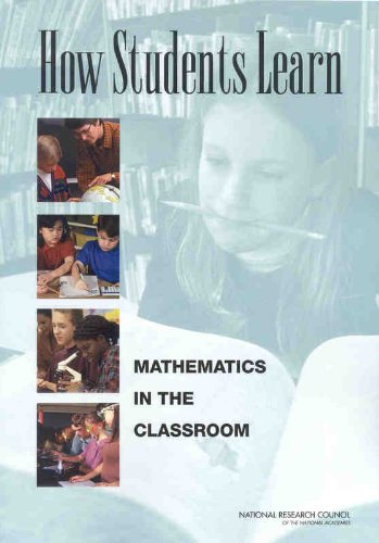 9780309089494: How Students Learn: Mathematics in the Classroom (National Research Council)