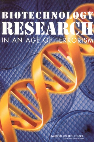 9780309089777: Biotechnology Research in an Age of Terrorism (Biosecurity)