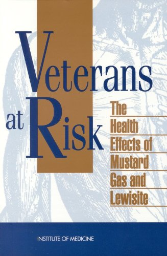 9780309090018: Veterans at Risk: The Health Effects of Mustard Gas and Lewisite
