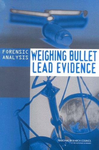 9780309090797: Forensic Analysis: Weighing Bullet Lead Evidence (Law and Justice)