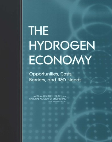 9780309091633: The Hydrogen Economy: Opportunities, Costs, Barriers, and R&D Needs