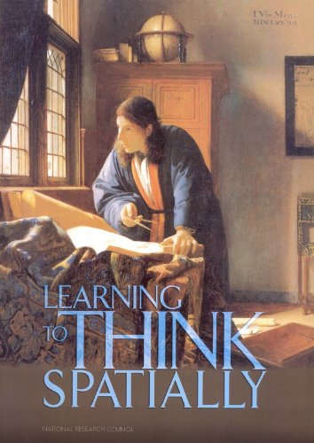 9780309092081: Learning to Think Spatially