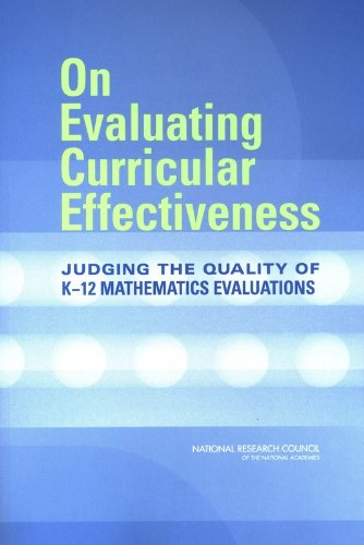 On Evaluating Curricular Effectiveness: Judging the Quality: Committee for a