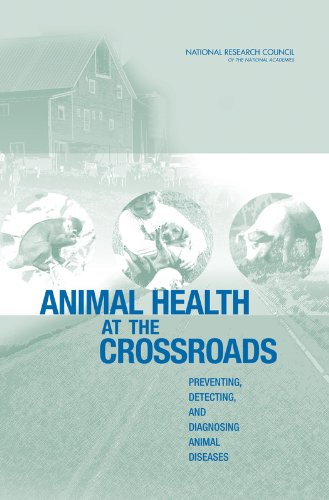9780309092593: Animal Health at the Crossroads: Preventing, Detecting, and Diagnosing Animal Diseases