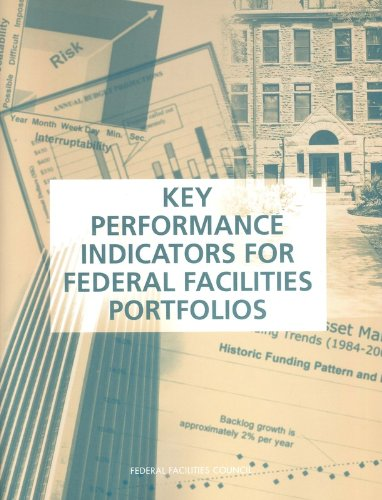 Key Performance Indicators for Federal Facilities Portfolios: Council, National Research;