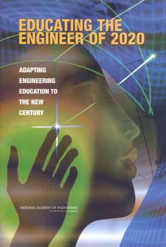 9780309096492: Educating the Engineer of 2020: Adapting Engineering Education to the New Century