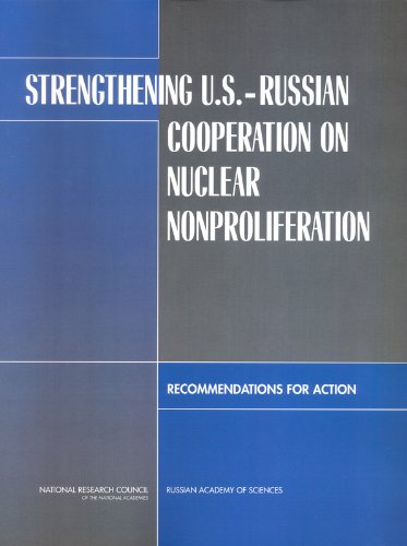 Strengthening U.S-Russian Cooperation on Nuclear Nonproliferation: U.S Committee on Strengthening ...