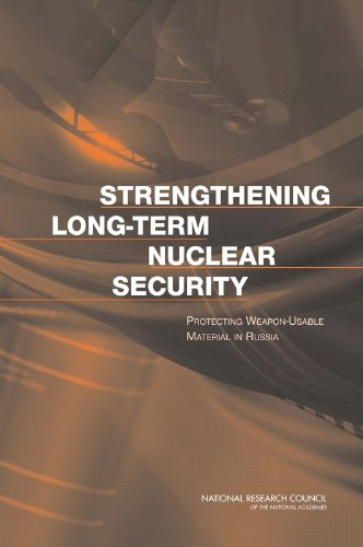 9780309097055: Strengthening Long-Term Nuclear Security: Protecting Weapon-Usable Material in Russia