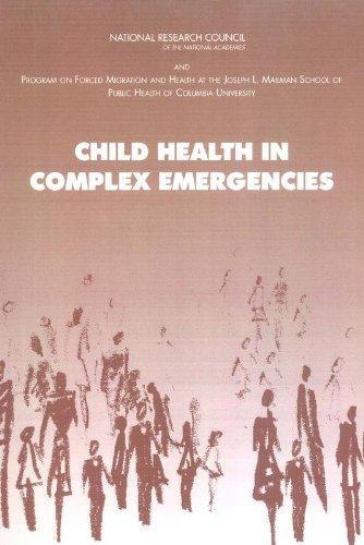 Child Health in Complex Emergencies: William J. Moss,