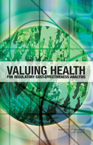 9780309100779: Valuing Health for Regulatory Cost-Effectiveness Analysis