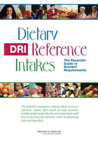 Dietary Reference Intakes: The Essential Guide to: National Academy of