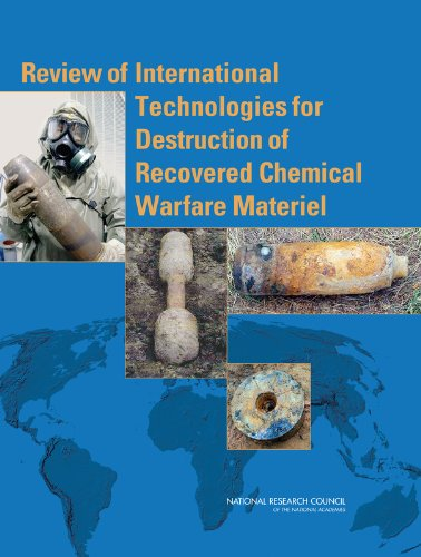 9780309102032: Review of International Technologies for Destruction of Recovered Chemical Warfare Materiel