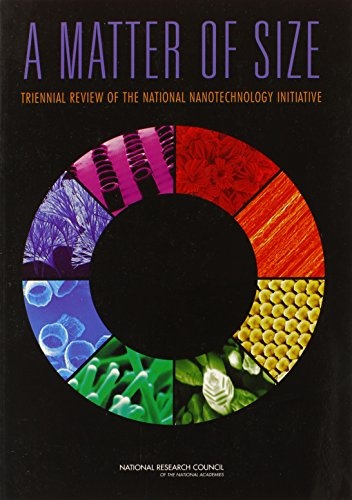9780309102230: A Matter of Size: Triennial Review of the National Nanotechnology Initiative
