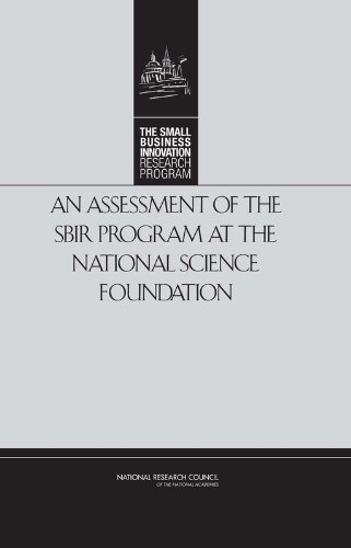 9780309104876: An Assessment of the SBIR Program at the National Science Foundation