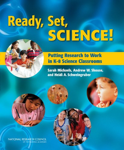 9780309106146: Ready, Set, SCIENCE!: Putting Research to Work in K-8 Science Classrooms