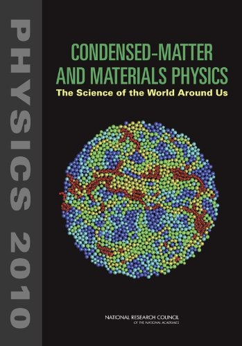 9780309109697: Condensed-Matter and Materials Physics: The Science of the World Around Us (Physics 2010)
