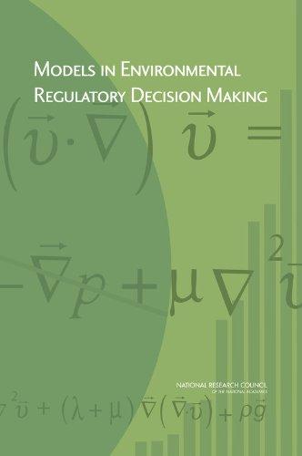 9780309110006: Models in Environmental Regulatory Decision Making