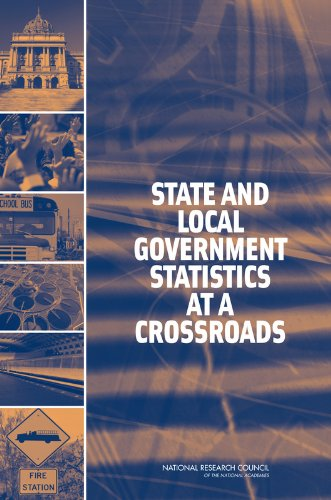 State and Local Government Statistics at a: Panel on Research