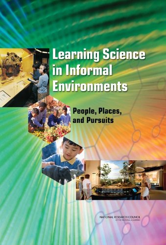 9780309119559: Learning Science in Informal Environments: People, Places, and Pursuits