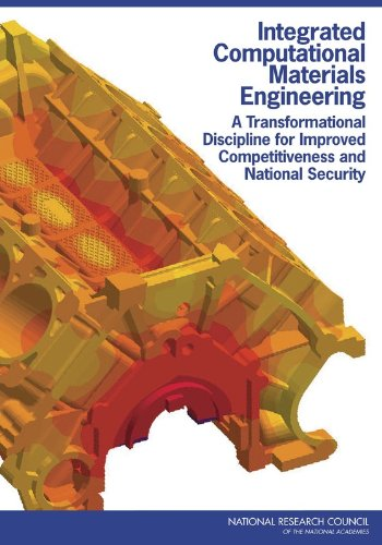 9780309119993: Integrated Computational Materials Engineering: A Transformational Discipline for Improved Competitiveness and National Security