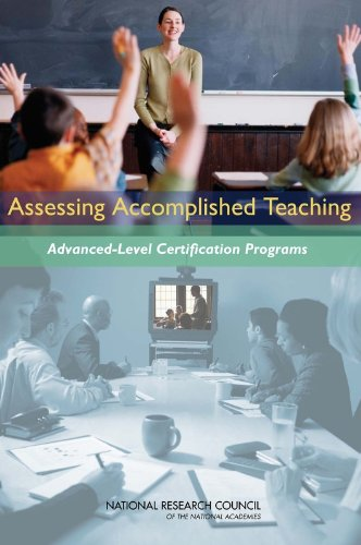 9780309121187: Assessing Accomplished Teaching: Advanced-Level Certification Programs