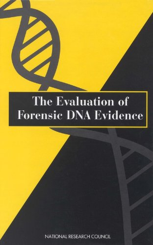 9780309121941: The Evaluation of Forensic DNA Evidence