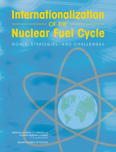 9780309126601: Internationalization of the Nuclear Fuel Cycle: Goals, Strategies, and Challenges