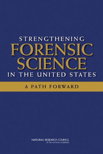 9780309131308: Strengthening Forensic Science in the United States: A Path Forward