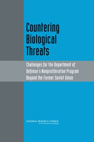 9780309131766: Countering Biological Threats: Challenges for the Department of Defense's Nonproliferation Program Beyond the Former Soviet Union