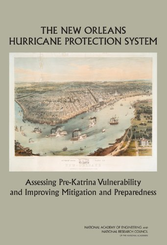 9780309138338: The New Orleans Hurricane Protection System: Assessing Pre-Katrina Vulnerability and Improving Mitigation and Preparedness