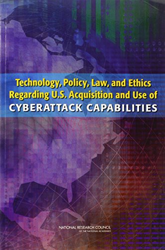 Technology, Policy, Law, and Ethics Regarding U.S.: William A. Owens,