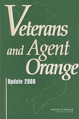 9780309138840: Veterans and Agent Orange: Update 2008