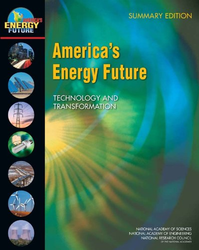 9780309141451: America's Energy Future: Technology and Transformation: Summary Edition