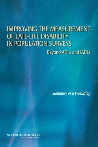 9780309143714: Improving the Measurement of Late-Life Disability in Population Surveys: Beyond ADLs and IADLs: Summary of a Workshop