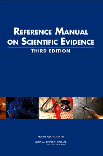 9780309214216: Reference Manual on Scientific Evidence: Third Edition