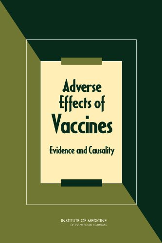9780309214353: Adverse Effects of Vaccines: Evidence and Causality