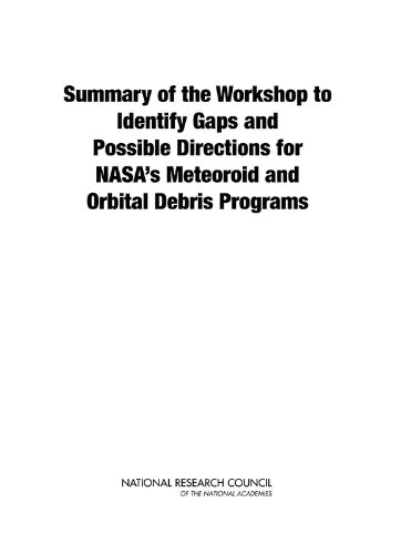 9780309215152: Summary of the Workshop to Identify Gaps and Possible Directions for NASA's Meteoroid and Orbital Debris Programs