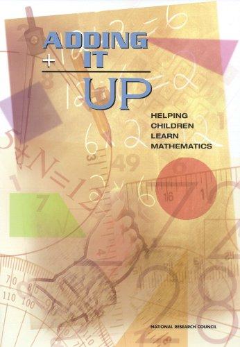 9780309218955: Adding It Up: Helping Children Learn Mathematics