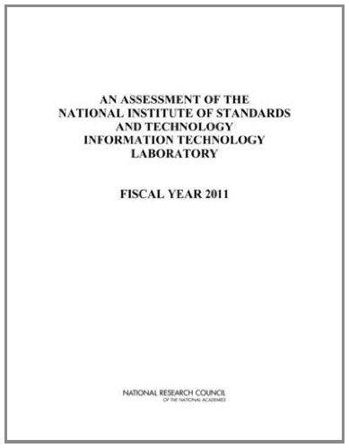 9780309220026: An Assessment of the National Institute of Standards and Technology Information Technology Laboratory: Fiscal Year 2011