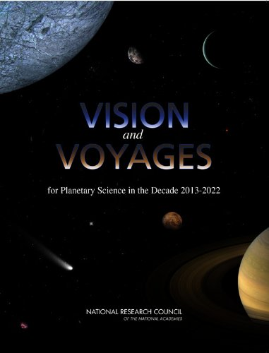 9780309224642: Vision and Voyages for Planetary Science in the Decade 2013-2022