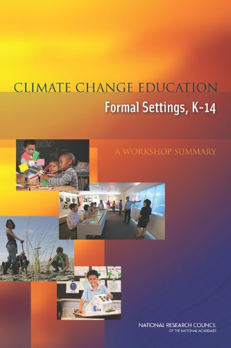 9780309260169: Climate Change Education in Formal Settings, K-14: A Workshop Summary