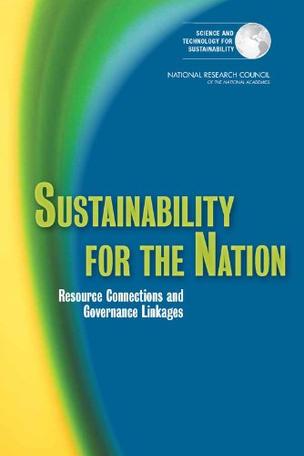 Sustainability for the Nation : Resource Connections: Policy and Global
