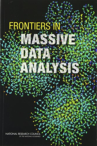 9780309287784: Frontiers in Massive Data Analysis