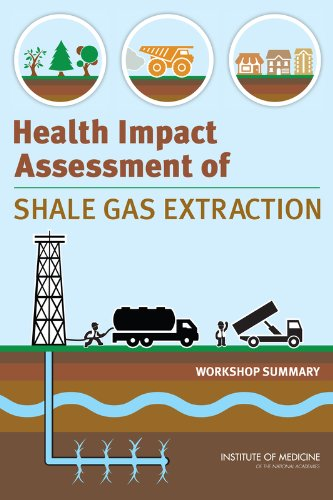 9780309287913: Health Impact Assessment of Shale Gas Extraction: Workshop Summary